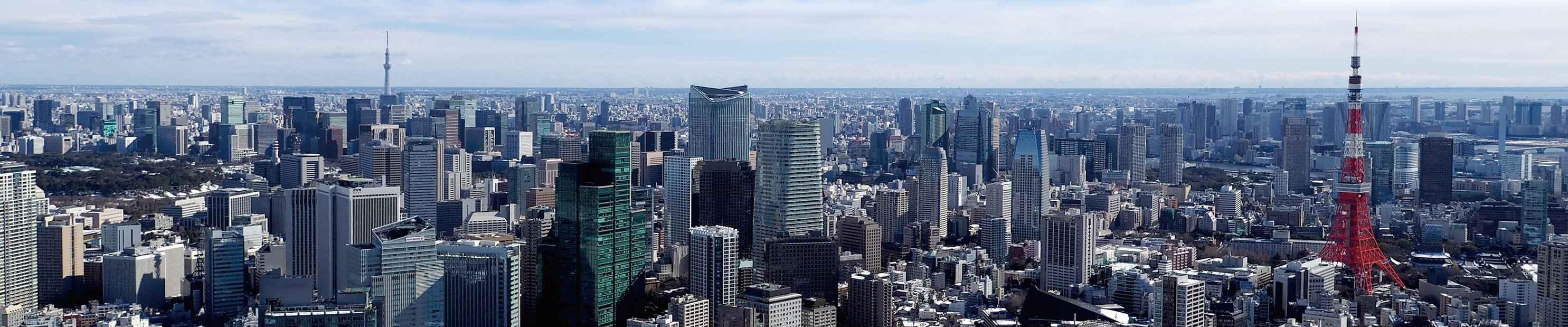 sky city tokyo progress